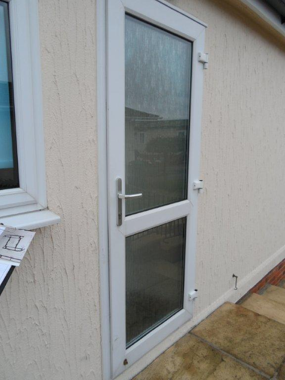 REHAU 70mm doors boast a low-level threshold option which complies with the latest building regulations making wheelchair access easier. & UPVC Double Glazing Doors York | DGMS York Pezcame.Com