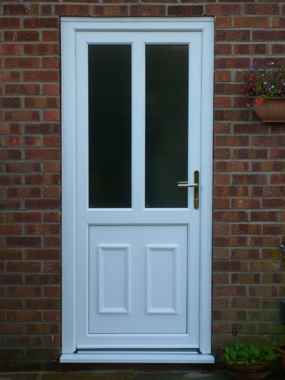 REHAU 70mm doors boast a low-level threshold option which complies with the latest building regulations making wheelchair access easier. & UPVC Double Glazing Doors York | DGMS York