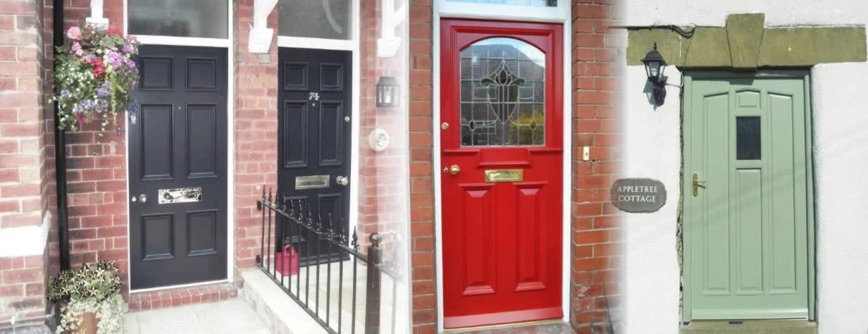 & Hardwood Doors York | DGMS York